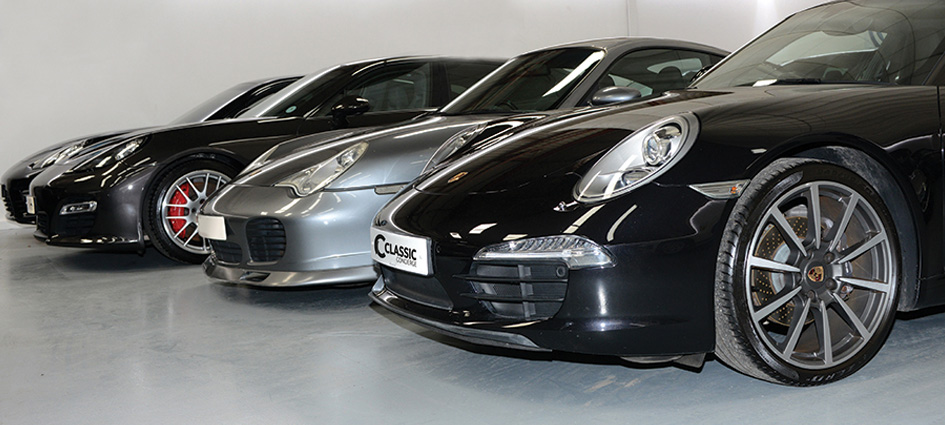 Luxury Car Storage Berkshire
